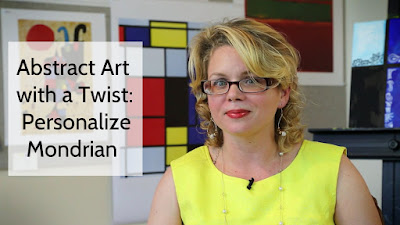 Sketchbook blog: Mondrian class is live on Skillshare