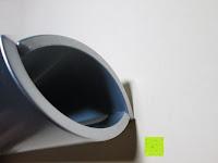 Knacker schräg zusammengedrückt: Nussknacker Set Cheops Nussknacker mit 3 Schalen Kunststoff 19x8,5x7cm