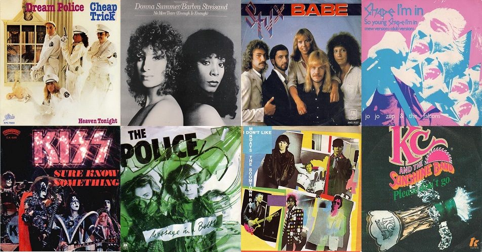 Chart Beats: The first Australian singles chart of the 1980s