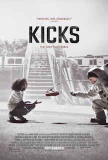 Kicks รองเท้า/อาชญากรรม/ความรุนแรง