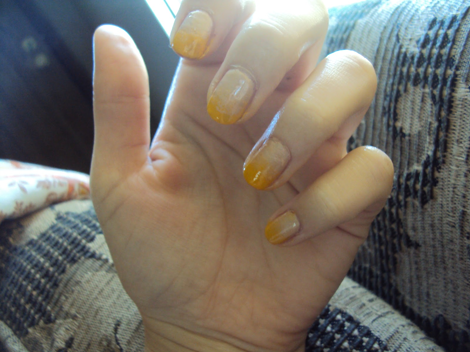 neutral ombre nails veggieeats more neutral ombre nails ...