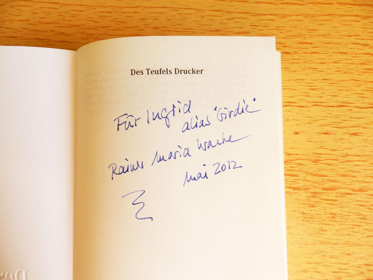 Widmung Zum Geburtstag Im Buch, Widmung | wünsche für
