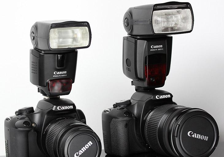 Panduan Dasar Menggunakan Flash Eksternal Pada Kamera Canon