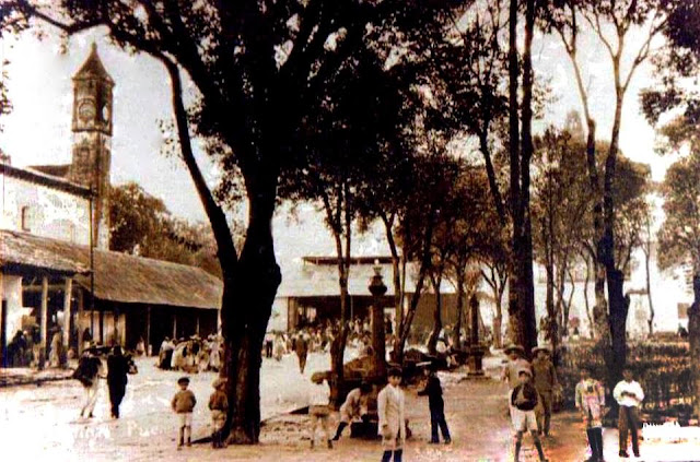 10 imágenes antiguas de Zacatlán ¡Todas unas Joyas!