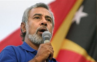 Xanana Gusmao AMP Government 2019