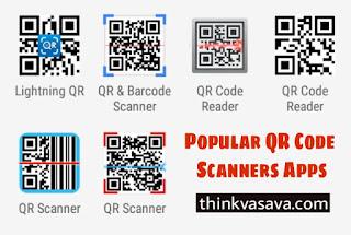 QR code scanner apps