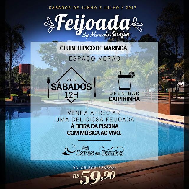 CLUBE HÍPICO DE MARINGÁ FEIJOADA BY MARCELO SERAFIM