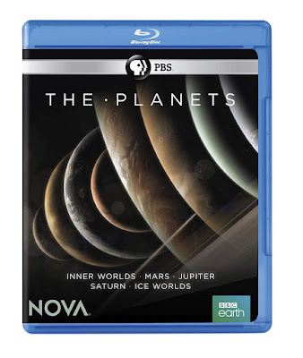 Nova The Planets Bluray