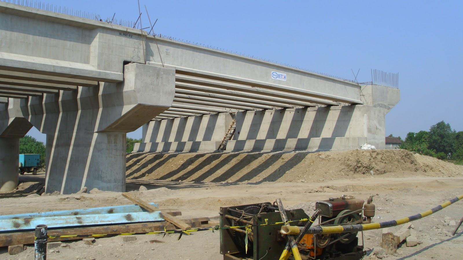 Perencanaan Struktur Beton Pratekan Untuk Jembatan Berbagai Struktur