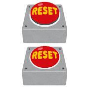 リセットボタンのイラスト