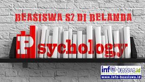 Beasiswa S2 Bidang Psikologi di Belanda