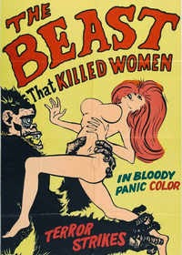 The Beast That Killed Women (1965)