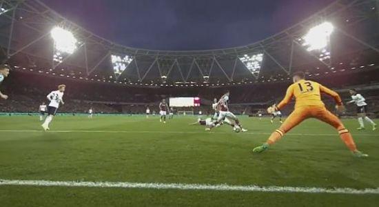 HIGHLIGHTS PremierLeague, West Ham Tottenham 1-0: Lanzini