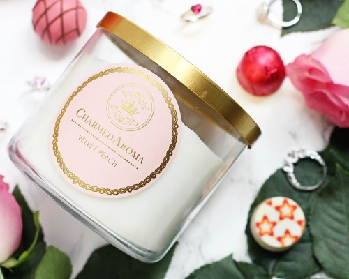 Free Stuff In Canada Charmed Aroma Candle Giveaway