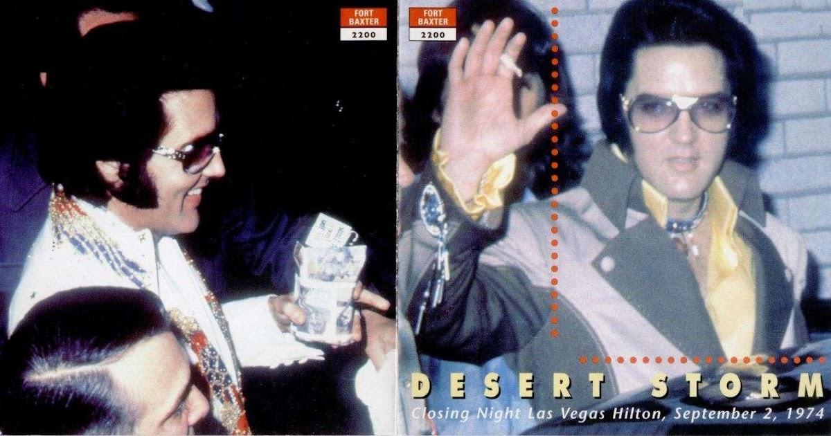 Desert storm celebrity song list