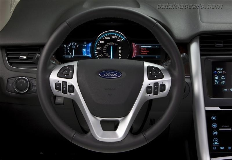 صور سيارة فورد ايدج 2013 - اجمل خلفيات صور عربية فورد ايدج 2013 - Ford Edge Photos Ford-Edge-2012-16.jpg