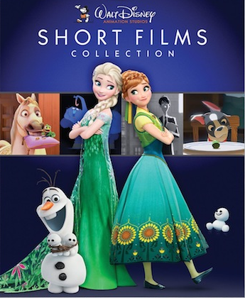 Walt Disney Animation Studios Short Films Collection [2015] [DVDR] [NTSC] [Latino]