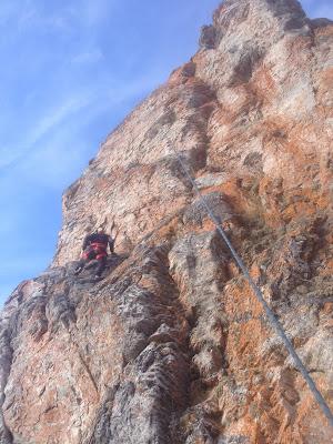 Nome Alaska climbing