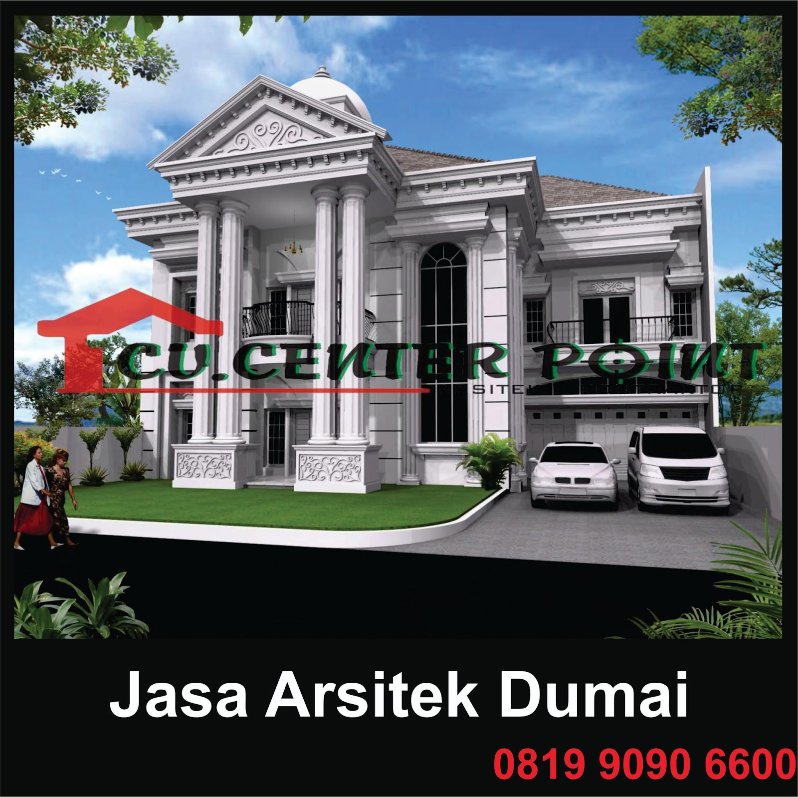 Jasa Arsitek Murah Dumai Jasa Desain Rumah Dumai