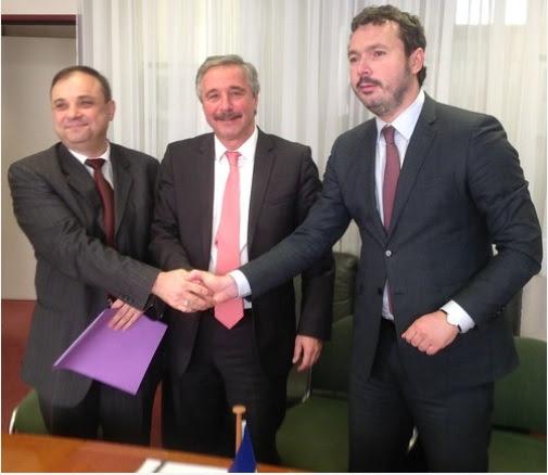 Γ. Μανιάτης: «Πολλάκις απρεπής ο Αλ. Τσίπρας – Έργο ΠΑΣΟΚ ο αγωγός IGB που εγκαινίασε»