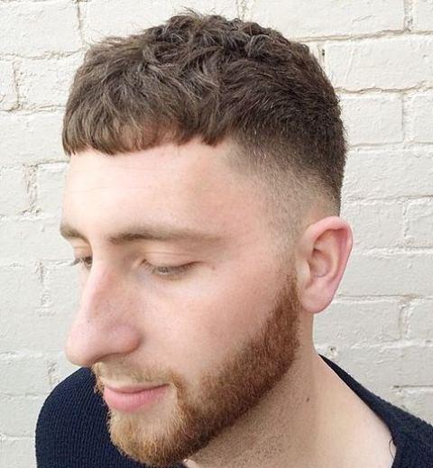 Model Rambut Pendek Untuk Pria