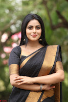 Poorna in Cute Backless Choli Saree Stunning Beauty at Avantika Movie platinum Disc Function ~  Exclusive 117.JPG