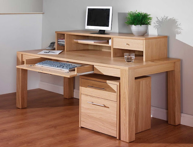 best buy solid oak home office furniture Hamilton for sale online