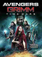 Download Avengers Grimm Time Wars 2018 English 240MB HDRip 480p x264