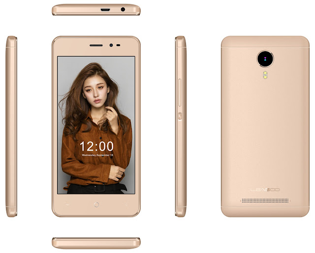 Download Leagoo Z5 Marshmallow Stock Rom