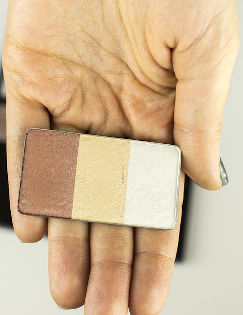 Inglot Cosmetics Freedom System HD Highlighter Trio in 102
