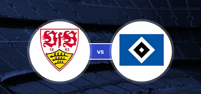 VfB Stuttgart vs Hamburger SV Full Match And Highlights