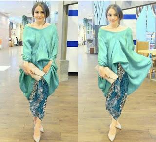 setelan baju batik