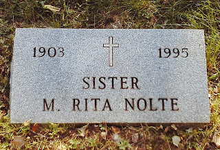 Cemetery at Linton Hall, Bristow, Virginia