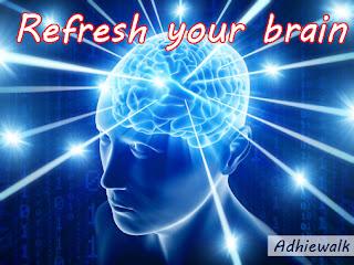Ini Cara Refresh Otak Supaya Tidak Jenuh dan Setres Terhadap Pekerjaan