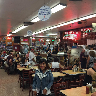 lieu de tournage Quand Harry rencontre Sally Katz's Delicatessen
