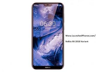 Nokia notch phone