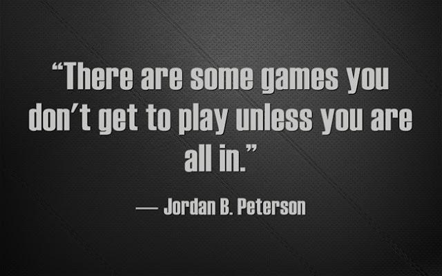 Jordan B. Peterson top quote games