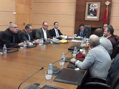 نتائج لقاء وزير التربية الوطنية بالنقابات التعليمية بجولة 25 فبراير 2019 من الحوار القطاعي