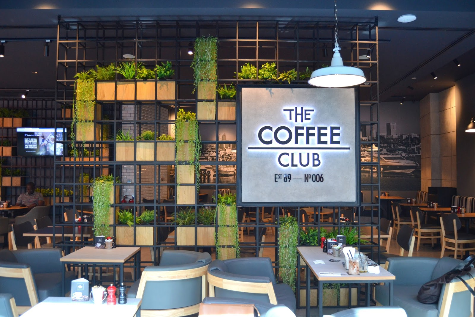 The Style Choreo The Coffee Club Marina Mall Abu Dhabi