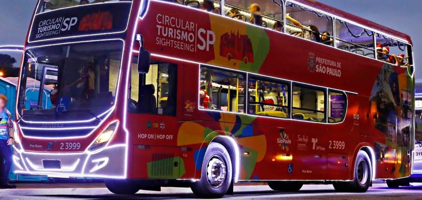 Conheça a Linha de Turismo Circular em São Paulo