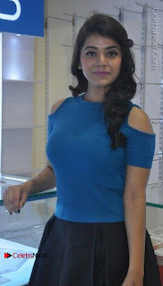 Telugu Actress Yamini Bhaskar Latest Pos in Blue Top and Black Skirt  0023.jpg