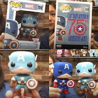 Funko Pop! Capitan America Amazon.com foto 2