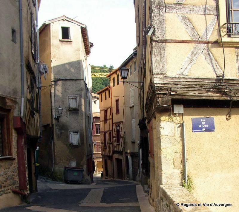 Thiers, Auvergne.