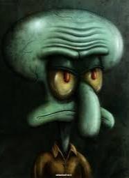 gambar Squidward Tentacles