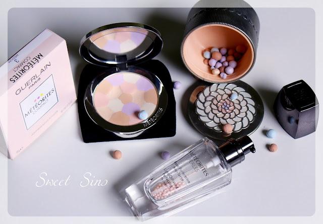 Pachnąca KOLORÓWKA, czyli moje ulubione zapachy w makijażu :)