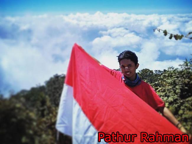 Pathur Rahman pemeran Baim
