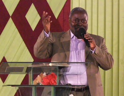 The post is an excerpt of message of General Superintendent of Deeper Christian Life Ministry, Pastor W.F. Kumuyi on 16/01/2017.