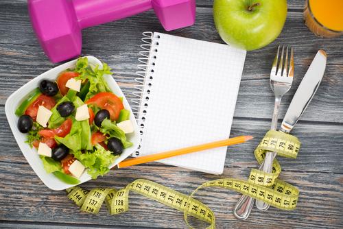 Diet using Food Journal