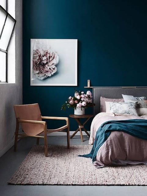 10 ý tưởng trang trí phòng ngủ cho căn hộ chung cư mùa hè