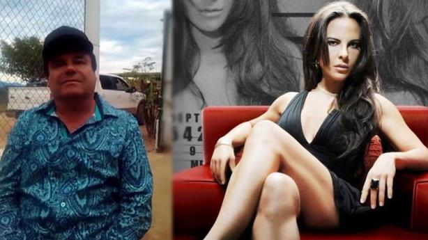 ¿Otra vez Kate del Castillo junto al 'Chapo' Guzmán?